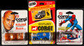 Movie Posters:Action, The Amazing Spider-Man Helicopter & Other Lot (Corgi Junior,1976). Overall: Fine+. Die-Cast Model Vehicles in Original Pack...(Total: 3 Items)