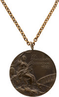 Miscellaneous Collectibles:General, 1972 Munich Summer Olympics Bronze Medal....