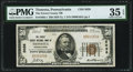 National Bank Notes:Pennsylvania, Tionesta, PA - $50 1929 Ty. 1 The Forest County NB Ch. # 5038 PMG Choice Very Fine 35 EPQ.. ...