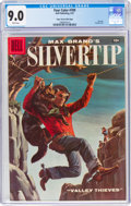 Silver Age (1956-1969):Adventure, Four Color #789 Silvertip - Mile High Pedigree (Dell, 1957) CGC VF/NM 9.0 White pages....