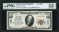 Littleton, NH - $10 1929 Ty. 1 The Littleton NB Ch. # 1885 PMG About Uncirculated 53 EPQ
