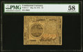 Colonial Notes:Continental Congress Issues, Continental Currency May 10, 1775 $7 PMG Choice About Unc 58.. ...