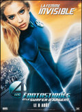 """Movie Posters:Science Fiction, Fantastic Four: Rise of the Silver Surfer (20th Century Fox, 2007).Rolled, Very Fine. French Grande (45.5"""" X 62"""") DS..."""