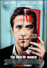 """The Ides of March & Other Lot (Columbia, 2001). Rolled, Very Fine. Bus Shelters (3) (47.25"""" X 68.25"""" - 47..."""