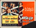 "Movie Posters:Drama, Smash-Up: The Story of a Woman & Other Lot (UniversalInternational, 1947). Folded and Rolled, Fine-. Half Sheets (3)(22"" X... (Total: 3 Items)"