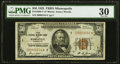Small Size:Federal Reserve Bank Notes, Fr. 1880-I* $50 1929 Federal Reserve Bank Note. PMG Very Fine 30.. ...