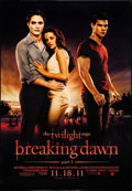 """Movie Posters:Fantasy, The Twilight Saga: Breaking Dawn - Part 1 (Summit Entertainment,2011). Rolled, Very Fine. Bus Shelter (47.5"""" X 68.5""""..."""
