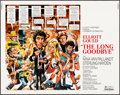 "Movie Posters:Crime, The Long Goodbye (United Artists, 1973). Rolled, Very Fine-. Half Sheet (22"" X 28""). Jack Davis Artwork. Crime.. ..."