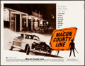 "Movie Posters:Action, Macon County Line & Other Lot (American International, 1974).Rolled, Very Fine-. Half Sheets (2) (22"" X 28""). Action.. ...(Total: 2 Items)"
