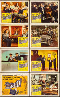 """Movie Posters:Comedy, The Mouse That Roared (Columbia, 1959). Very Fine-. Lobby Card Setof 8 (11"""" X 14""""). Comedy.. ... (Total: 8 Items)"""