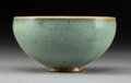 Ceramics & Porcelain:Chinese, A Chinese Jun Ware Bowl, Yuan-Ming Dynasty . 3-1/4 x 6-1/4 inches (8.3 x 15.9 cm). ...