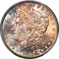 1881 $1 MS66+ PCGS. CAC. PCGS Population: (230/5 and 42/1+). NGC Census: (53/2 and 4/0+). CDN: $1,400 Whsle. Bid for NGC...