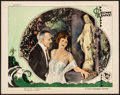 """Movie Posters:Drama, The Blonde Saint (First National, 1926). Very Fine. Lobby Card (11"""" X 14""""). Drama. From the Collection of Frank Buxton, of..."""