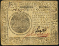 Continental Currency May 10, 1775 $7 Fine-Very Fine