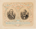 Political:Posters & Broadsides (pre-1896), Hayes & Wheeler: Glorious Jugate Poster. . ...