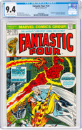 Bronze Age (1970-1979):Superhero, Fantastic Four #131 (Marvel, 1973) CGC NM 9.4 Off-white to white pages....