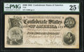 Confederate Notes:1864 Issues, T64 $500 1864 PF-2 Cr. 489 PMG Very Fine 25 Net.. ...