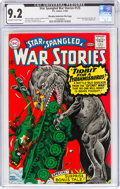 Silver Age (1956-1969):War, Star Spangled War Stories #125 Murphy Anderson File Copy (DC, 1966) CGC NM- 9.2 Off-white to white pages....