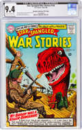 Silver Age (1956-1969):War, Star Spangled War Stories #124 Murphy Anderson File Copy (DC, 1965) CGC NM 9.4 Off-white to white pages....