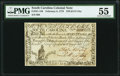 Colonial Notes:South Carolina, South Carolina February 8, 1779 $70 PMG About Uncirculated 55.. ...