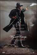 """Movie Posters:Western, Wyatt Earp & Other Lot (Warner Brothers, 1994). Rolled,Overall: Very Fine. One Sheets (2) (27"""" X 40"""" & 27"""" X 40.25"""")DS. We... (Total: 2 Items)"""
