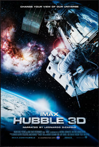 "Hubble 3D & Other Lot (Warner Brothers, 2009). Rolled, Very Fine+. One Sheets (2) (27"" X 40"") DS. Docu..."
