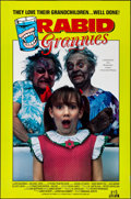 """Movie Posters:Horror, Rabid Grannies & Other Lot (Troma, 1988). Rolled, Very Fine+.One Sheets (2) (27"""" X 41"""") SS. Horror.. ... (Total: 2 Items)"""