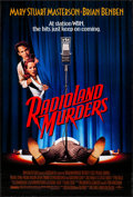 "Movie Posters:Mystery, Radioland Murders & Other Lot (Universal, 1994). Rolled, VeryFine. One Sheets (2) (26.75"" X 39.75"" & 27"" X 40"") DS.Mystery... (Total: 2 Items)"