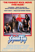 """Movie Posters:Rock and Roll, This is Spinal Tap (Embassy, 1984). Rolled, Very Fine/Near Mint.One Sheet (27"""" X 41""""). Rock and Roll.. ..."""
