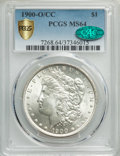 1900-O/CC $1 MS64 PCGS Secure. CAC. PCGS Population: (2063/988 and 85/68+). NGC Census: (783/189 and 26/8+). CDN: $825 W...