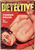 Pulps:Detective, Spicy Detective Stories - October 1934 (Culture) Condition: VG-....
