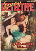 Pulps:Detective, Spicy Detective Stories - July 1940 (Culture) Condition: VG-....