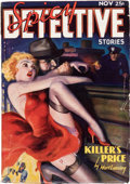Pulps:Detective, Spicy Detective Stories - November 1936 (Culture) Condition: VG/FN....