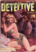 Pulps:Detective, Spicy Detective Stories - May 1935 (Culture) Condition: VG....