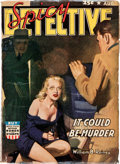 Pulps:Detective, Spicy Detective Stories - August 1942 (Culture) Condition: VG....