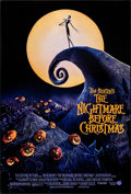 """Movie Posters:Animation, The Nightmare Before Christmas (Touchstone, 1993). Rolled, Very Fine/Near Mint. One Sheet (27"""" X 40"""") DS. Animation.. ..."""