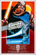 "Movie Posters:Science Fiction, The Empire Strikes Back (Kilian Enterprises, R-1990). Rolled, VeryFine/Near Mint. 10th Anniversary Fan Club One Sheet (27"" ..."
