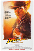 "Movie Posters:Action, Indiana Jones and the Last Crusade (Paramount, 1989). Rolled, VeryFine/Near Mint. One Sheet (27"" X 40.5"") SS, Advance, Styl..."