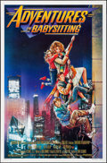 "Movie Posters:Adventure, Adventures in Babysitting (Touchstone, 1987). Rolled, VeryFine/Near Mint. One Sheet (27"" X 41"") SS. Drew Struzan Art..."