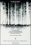 """Movie Posters:Horror, The Blair Witch Project & Other Lot (Artisan, 1999). Rolled,Overall: Very Fine. One Sheets (2) (26.75"""" X 39.75"""") DS. Horror...(Total: 2 Items)"""