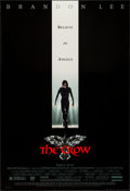 "Movie Posters:Action, The Crow (Miramax, 1994). Rolled, Very Fine. One Sheet (27"" X 40"")SS. Action.. ..."