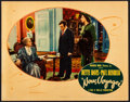 "Movie Posters:Romance, Now, Voyager (Warner Brothers, 1942). Very Fine-. Lobby Card (11"" X14""). Romance.. ..."