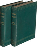 Books:Mystery & Detective Fiction, Thomas Hardy. Wessex Tales. Strange, Lively, and Commonplace. London: Macmillan and Co., 1888. First edition.. ...