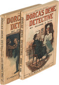 Books:Mystery & Detective Fiction, George R. Sims. Dorcas Dene, Detective. Her Adventures. London: F. V. White & Co., 1897. First edition....
