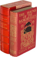 Books:Mystery & Detective Fiction, A. Conan Doyle. The Hound of the Baskervilles. Another Adventure of Sherlock Holmes. London: George Newnes, 1902...
