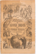 Books:Mystery & Detective Fiction, Charles Dickens. Three Copies of The Mystery of Edwin Drood. New York, Boston, and Brattleboro: 1870-1873. Two first... (Total: 3 Items)