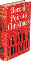 Books:Mystery & Detective Fiction, Agatha Christie. Hercule Poirot's Christmas. London: The Crime Club by Collins, [1938, dated 1939]. First edition. ...