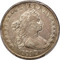 Early Dollars, 1797 $1 10x6 Stars, Large Letters, B-3, BB-71, R.2, VF30 PCGS....