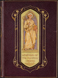 Books:Fine Bindings & Library Sets, [Chivers Bindings]. Mrs. Jameson. Legends of the Monastic Orders. London: 1900. New impression....