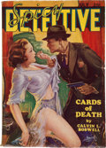 Pulps:Detective, Spicy Detective Stories - July 1935 (Culture) Condition: VG....